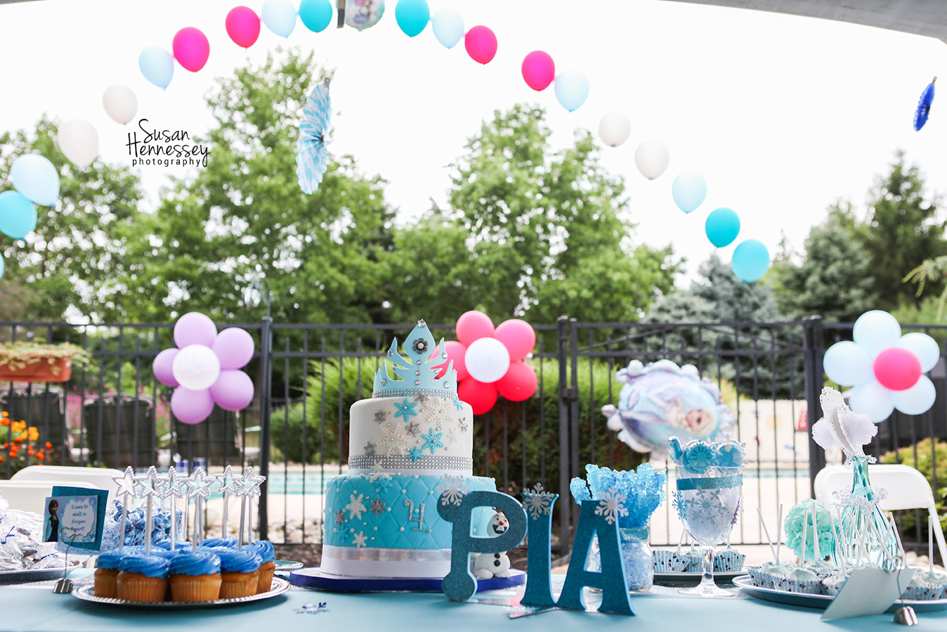 SusanHennessey FrozenParty Blog 14 15 17 18