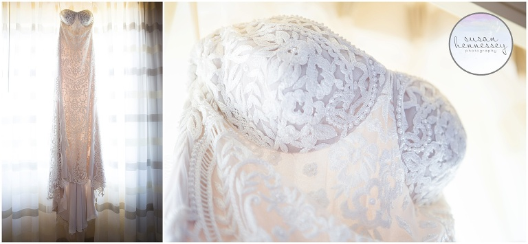 Lace Dress from Naeem Khan from Exquisite Bridal Princeton