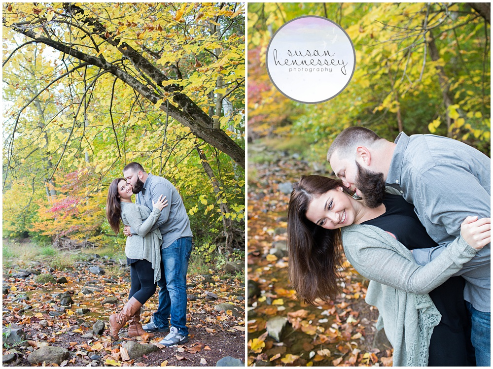 Angela Marcs Tyler State Park Engagement Session