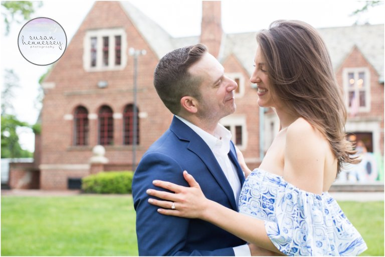 Moorestown Engagement Session