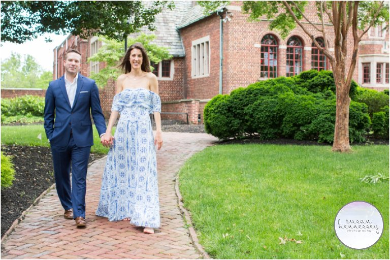 Moorestown Engagement Photographer