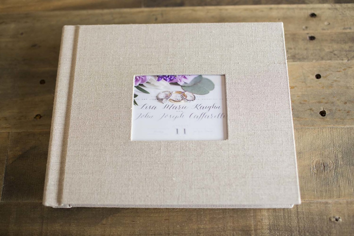 Wedding Albums by Susan Hennessey Photography