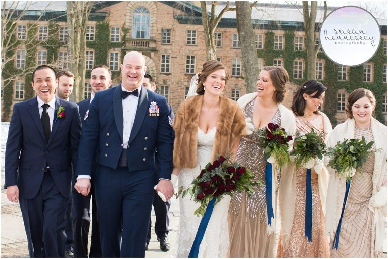 Princeton Wedding - Nassau Inn - New Jersey Wedding Photographer