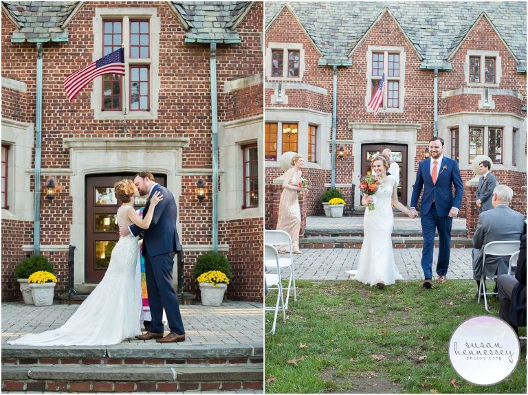 Moorestown Community House Wedding Photography - Photography by Susan Hennessey