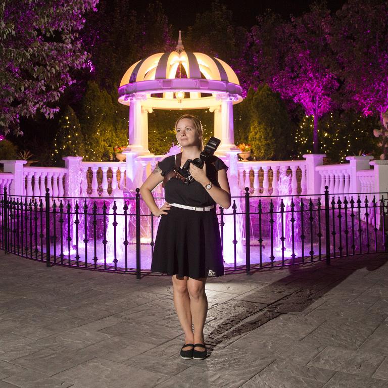 South Jersey Wedding Photographer - neon wedding lights
