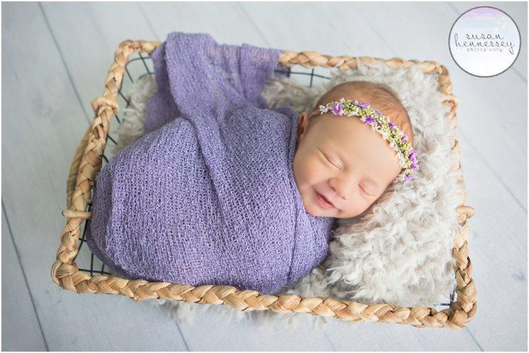 Newborn Photography NJ Session   Baby Madliyn