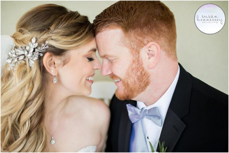Bride and Groom portraits at Bradford Estate Wedding