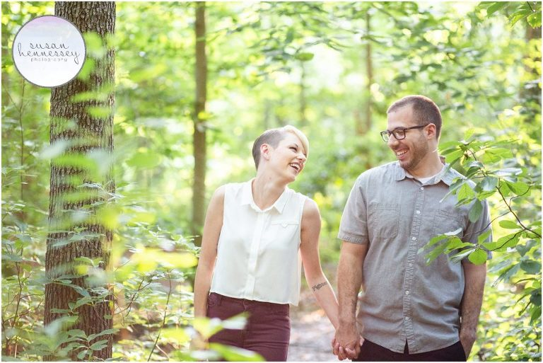 South Jersey Engagement Session Photography