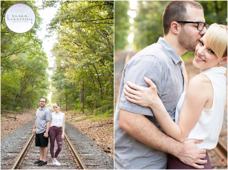 South Jersey Engagement Session Photography | Shawnee & Anthony