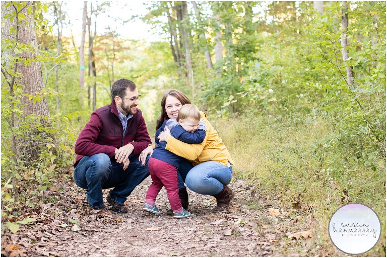 2018 Holiday Family Photography by Susan Hennessey Photography