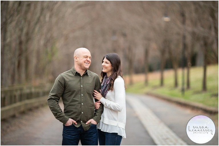 Smithville Mansion Engagement Session