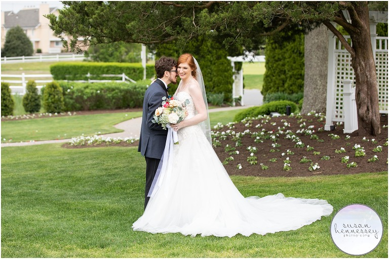 A beautiful Spring wedding at Greate Bay Country Club in Somers Point.