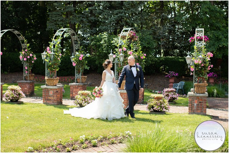 Beautiful Summer wedding at The Manor.