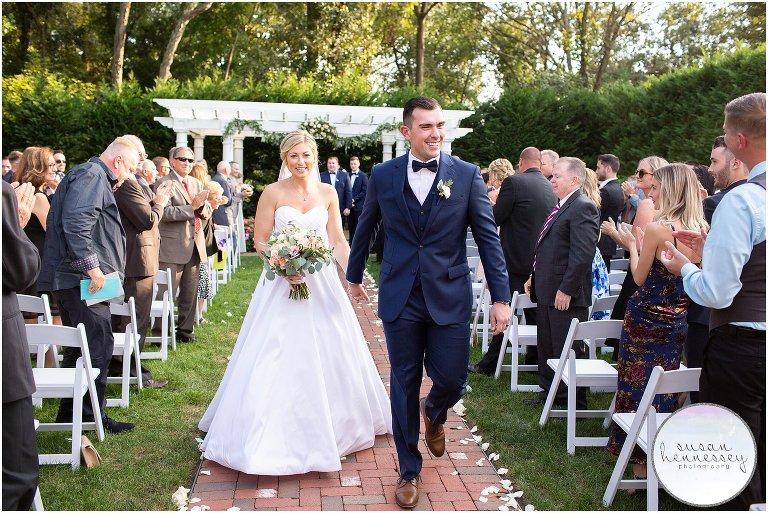 The Bradford Estate Summer wedding