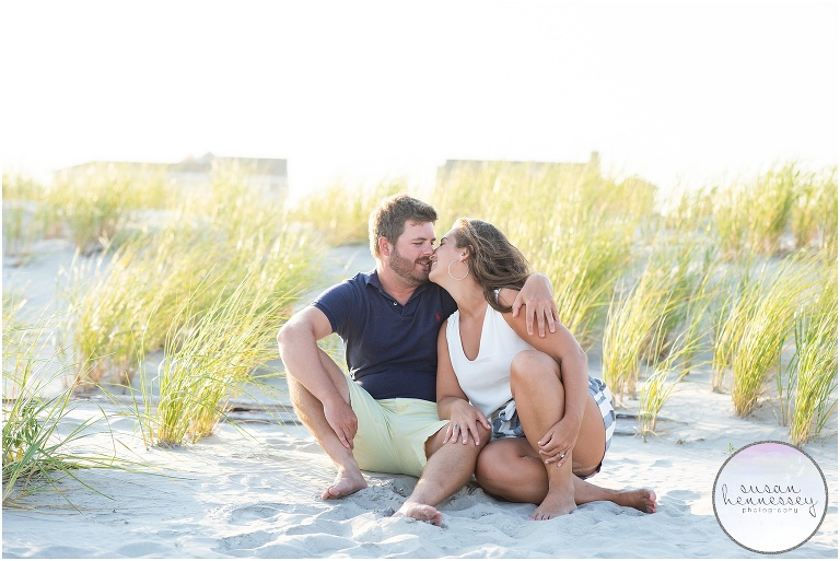 Wildwood Crest Engagement Session