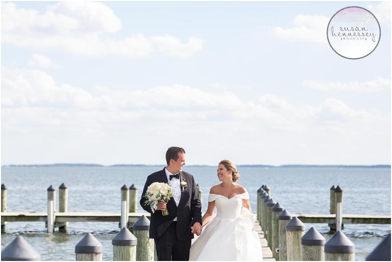 A Rehoboth Beach Country Club wedding