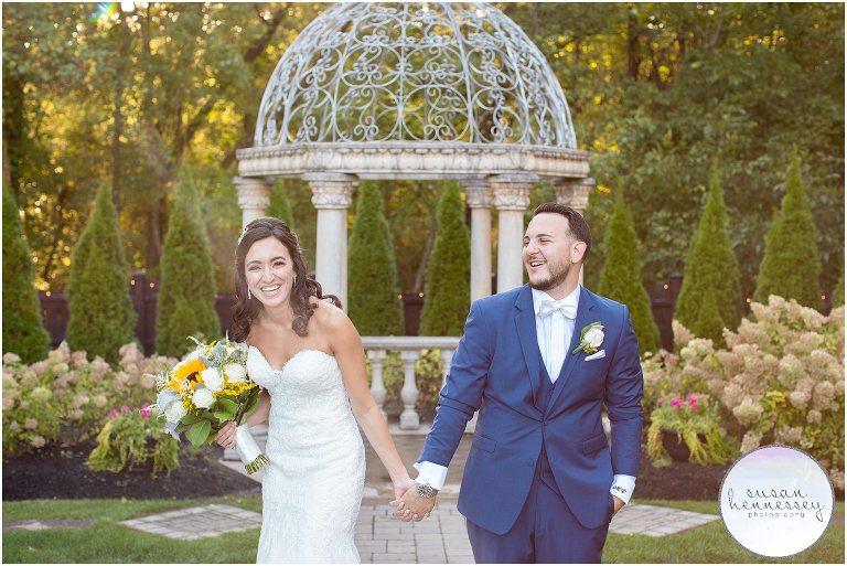 Hamilton Manor Wedding   Hamilton Township, NJ   Janine & Mike