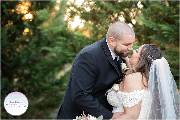 Bradford Estate Fall wedding