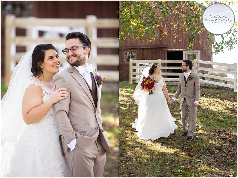 Barn at Silverstone Wedding in Lancaster, PA