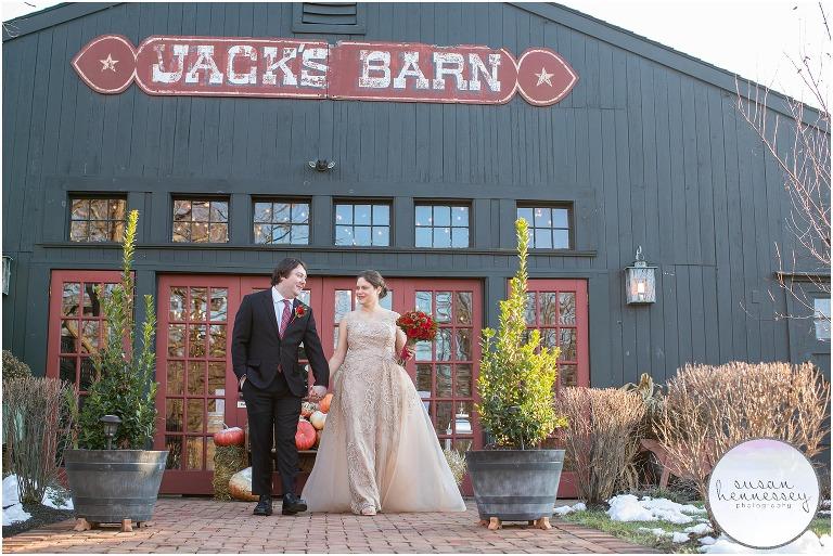 Loft at Jack's Barn Wedding | Oxford, NJ | Stephanie & Joe