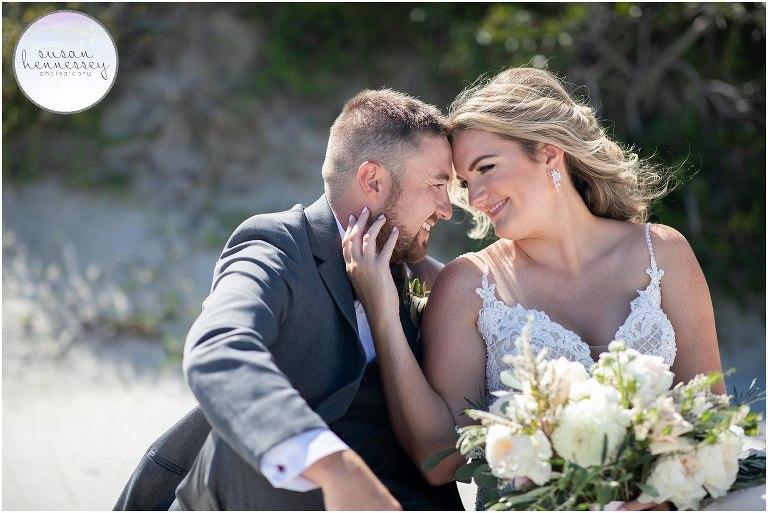 An intimate wedding at ICONA Diamond Beach in wildwood crest, NJ