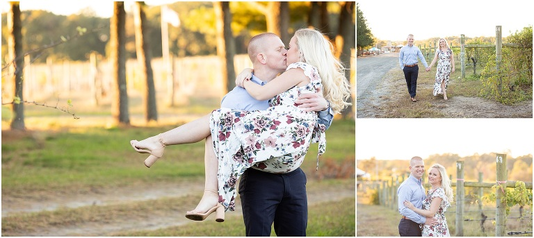 New Jersey Engagement Photo Locations: Laurita Winery