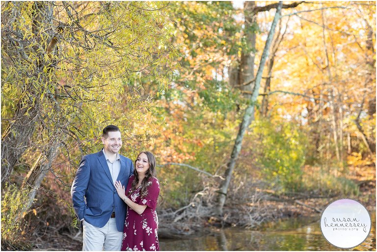 A Fall Peace Valley Park Engagement Session