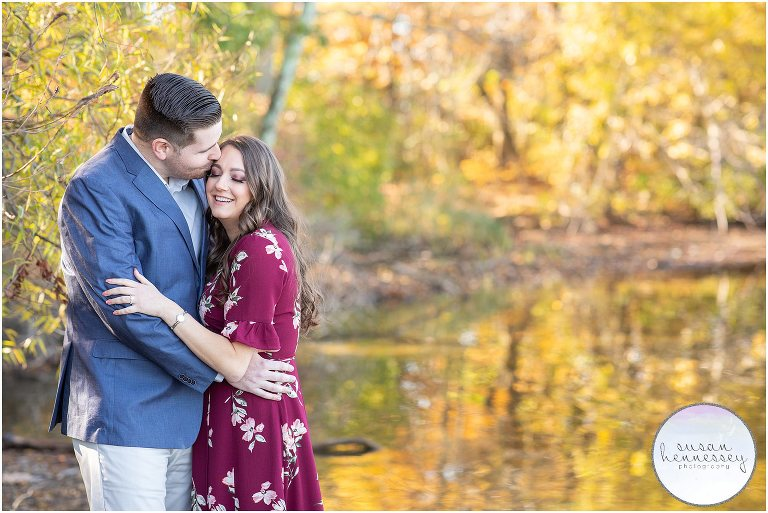 Peace Valley Park Fall Engagement Session