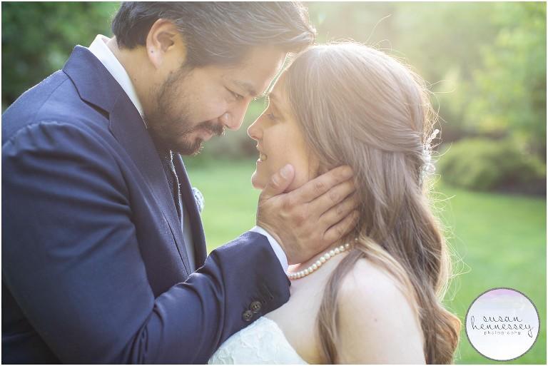 Intimate Wedding at Sayen Gardens | Hamilton, NJ | Ashley & Drew