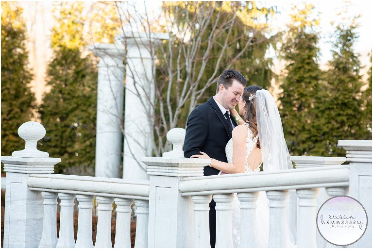 Susan Hennessey Photography Best of 2020 Weddings - The Merion in Cinnaminson couple portraits