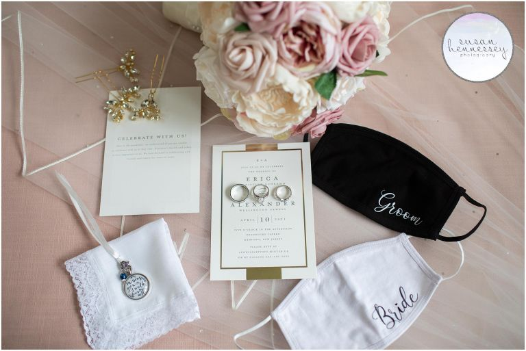 Planning a Micro Wedding? Don't forget your coordinated details.