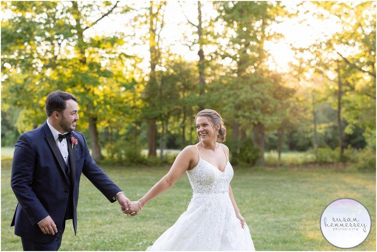 The Grove at Centerton Wedding   Pittsgrove, NJ   Michelle & Tom