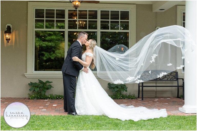 Wedding at The Bradford Estate   Hainesport, NJ   Megan & Drew